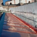 Piegatura e montaggio lattonerie | Cagol Lattonerie Trento